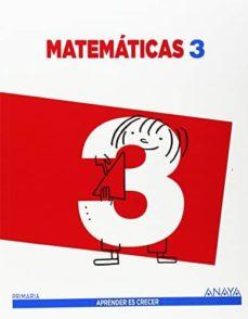 Inmaswan.es Matemáticas 3º Educación Primaria Image