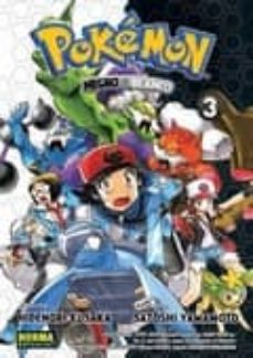 pokemon 28: negro y blanco 3-hidenori kusaka-satoshi yamamoto-9788467922059