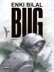 bug 1-enki bilal-9788467931259