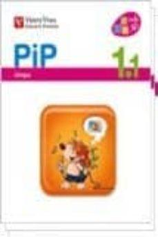 Curiouscongress.es Pip 1º Llibre 1, 2 I 3 Image