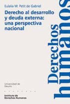 Javiercoterillo.es Derecho Al Desarrollo Y Deuda Externa: Una Perspectiva Nacional Image