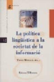 Colorroad.es La Politica Linguistica A La Societat De La Informacio Image