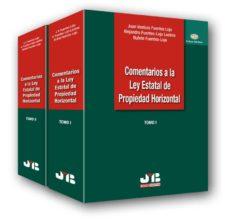 Concursopiedraspreciosas.es Comentarios A La Ley Estatal De Propiedad Horizontal Image