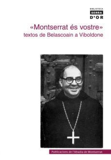 """Padella.mx &Quot;montserrat Es Vostre"""": Textos De Belascoain A Vibo Image"""