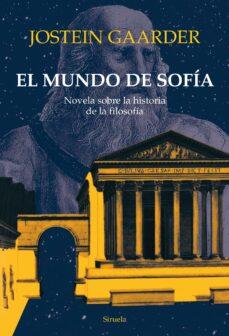 Padella.mx El Mundo De Sofia (Rustica) Image