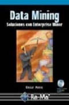 data mining: soluciones con enterprise miner (incluye cd-rom)-cesar perez-9788478976959