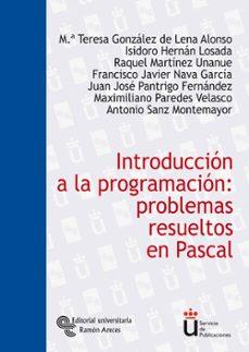 Followusmedia.es Introduccion A La Programacion: Problemas Resueltos En Pascal Image