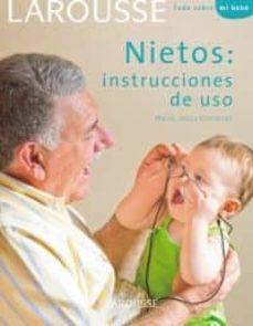 nietos: instrucciones de uso (todo sobre mi bebe)-maria jesus comellas-9788480166959