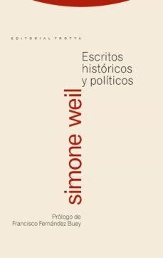 escritos historicos y politicos-simone weil-9788481648959
