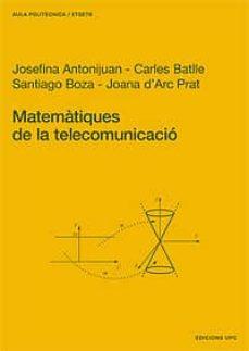 Curiouscongress.es Matematiques De La Telecomunicacio Image