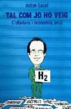 Inmaswan.es Tal Com Jo Ho Veig: Ciutadans I Economia, Avui Image