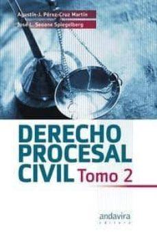Inmaswan.es Derecho Procesal Civil, Tomo Ii Image