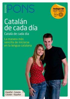 Javiercoterillo.es Catalan De Cada Dia Libro + Cd (Audio Y Mp3) Image