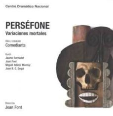 persefone: variaciones y creacion-9788487075759