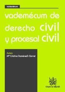 Titantitan.mx Vademecun De Derecho Civil Yprocesal Civil Image