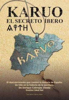 Relaismarechiaro.it Karuo. El Secreto Ibero Image