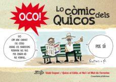oco! lo comic dels quicos-iñaki copovi-9788490343159
