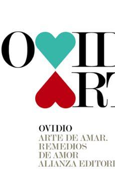 Descarga de libros electrónicos de google ARTE DE AMAR / REMEDIOS DE AMOR (Spanish Edition)  de OVIDIO 9788491040859