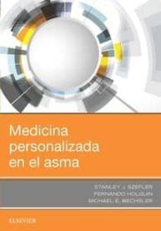 Descargar libro amazon MEDICINA PERSONALIZADA EN EL ASMA