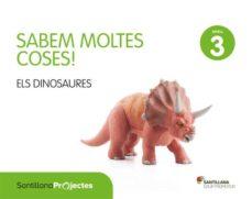Encuentroelemadrid.es Els Dinosaures Nivell 3 Catalan Sabem Ed 2017 Image