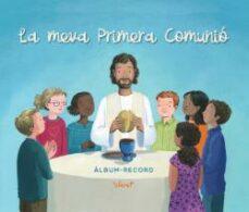 Inmaswan.es La Meva Primera Comunio: Album Record Image