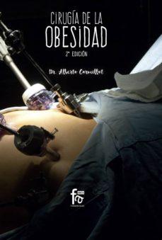 Libros para descargar gratis para kindle. CIRUGÍA DE LA OBESIDAD (2ª ED.)  9788491492559 en español de ALBERTO CORMILLOT