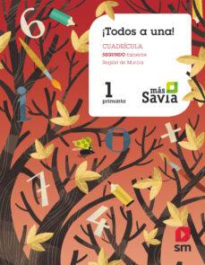 Emprende2020.es Globalizado 1º Educacion Primaria Segundo Trimestre Cuadricula Ed 2019 Murcia Image