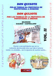 Carreracentenariometro.es El Quijote En La Escuela Tomo 2 (O Quixote Na Escola Tomo 2) Image