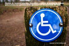 Ojpa.es Gestion De Recursos Laborales, Formacion Y Analisis De Puestos De Trabajo Para La Insercion Sociolaboral De Personas Con Discapacidad. Mf1034 Image