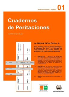 Descargar CUADERNOS DE PERITACIONES - VOLUMEN 1 gratis pdf - leer online