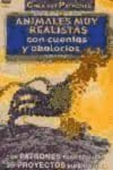 Descargas gratuitas de libros electrónicos en línea para kindle ANIMALES MUY REALISTAS CON CUENTAS Y ABALORIOS  en español de  9788495873859