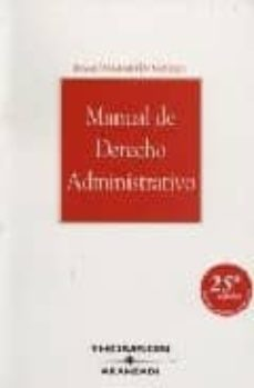 Vinisenzatrucco.it Manual Derecho Administrativo (25 Ed.) Image