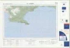 977-3 mapa la azohia (1:25000)-9788498100259