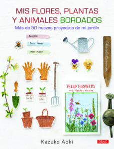 Descargar google books por isbn MIS FLORES, PLANTAS Y ANIMALES BORDADOS