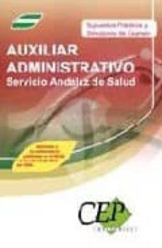 Titantitan.mx Oposiciones Auxiliar Administrativo. Servicio Andaluz De Salud (S As). Supuestos Practicos Y Simulacros De Examen Image