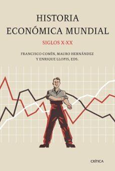 historia economica mundial (siglos x-xx)-9788498920659