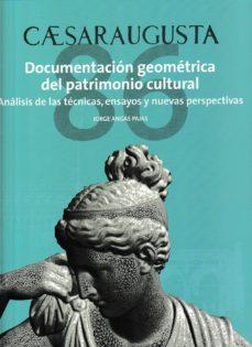 Cdaea.es Documentacion Geometrica Del Patrimonio Cultural: Analisis De Las Tecnicas, Ensayos Y Nuevas Perspectivas Image