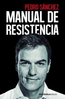 manual de resistencia-pedro sanchez perez-castejon-9788499427959