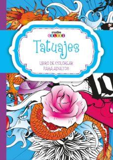 Titantitan.mx Tatuajes: Colorear Para Adultos Image