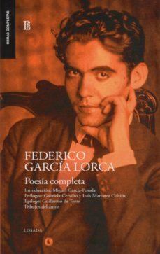 Ebooks gratis descargando formato pdf FEDERICO GARCIA LORCA: POESIA COMPLETA  en español 9789500354059 de FEDERICO GARCIA LORCA