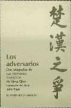 Titantitan.mx Los Adversarios: Dos Biografias De Las Memorias Historicas De Sim A Qian Image