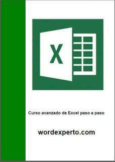 curso de excel avanzado paso a paso (ebook)-cdlap00010159