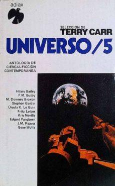 Emprende2020.es Universo/5. Antología De Ciencia-ficción Contemporánea Image
