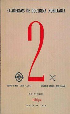 Inmaswan.es Cuadernos De Doctrina Nobiliaria 2 Image