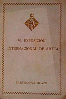 VI EXPOSICIÓN INTERNACIONAL DE ARTE - VVAA | Adahalicante.org
