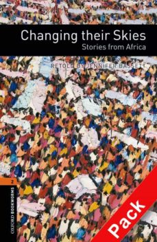 changing their skies: stories from africa cd pack ((oxford bookwo (oxford bookworms library 2)-9780194792769