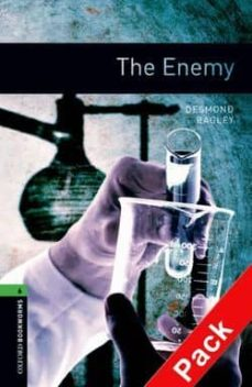 Descargar gratis joomla ebook pdf OXFORD BOOKWORMS LEVEL 6. THE ENEMY AUDIO CD PACK de  9780194793469 in Spanish MOBI PDF iBook