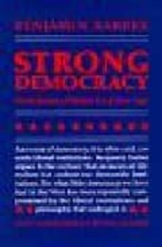 Ojpa.es Strong Democracy: Participatory Politics For A New Age Image