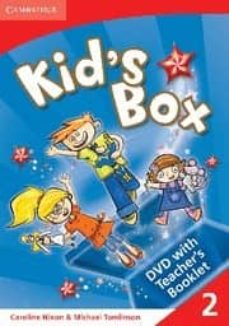 Elmonolitodigital.es Kid S Box Level 2 (Teacher S Booklet With Dvd) Image