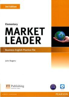 Ebook mobi descargar rapidshare MARKET LEADER 3RD EDITION ELEMENTARY PRACTICE FILE & PRACTICE FILE CD PACK